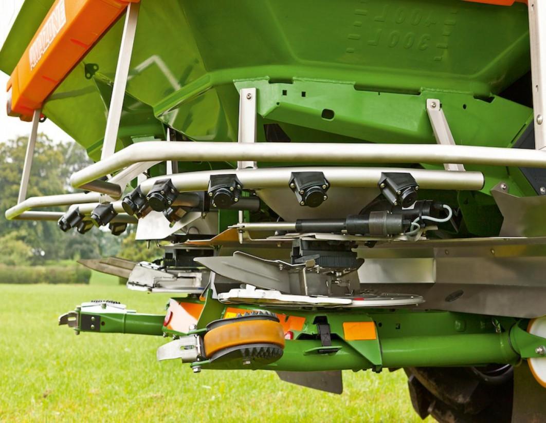 Abonadoras de dosificación variable y agricultura de precisión
