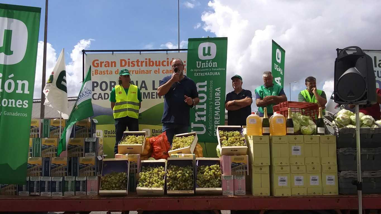 Unión de Uniones pideante el MAPA que no se desmantele la agricultura profesional en la nueva PAC