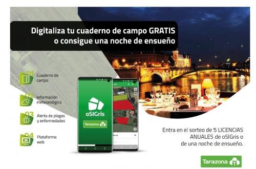 Tarazona presentará en Expoliva sus nuevas soluciones integrales para el olivar