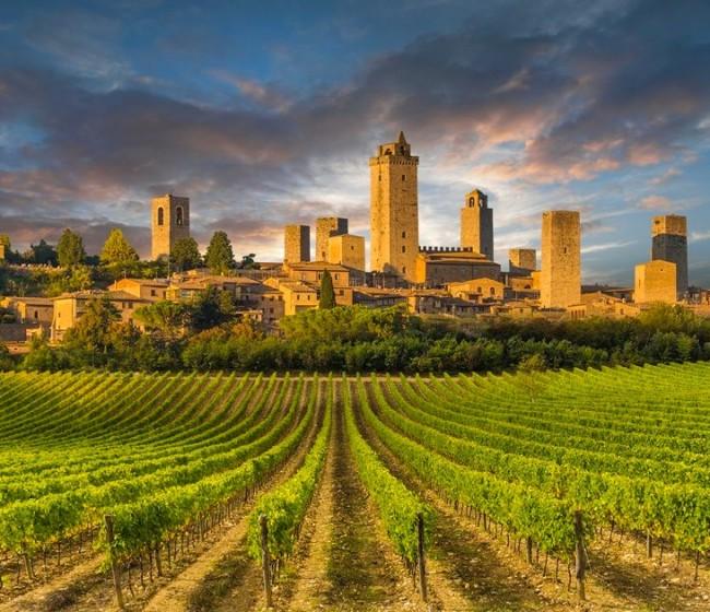 Italia prevé una producción vitivinícola de apenas 44,5 Mhl en la actual campaña 2021/22