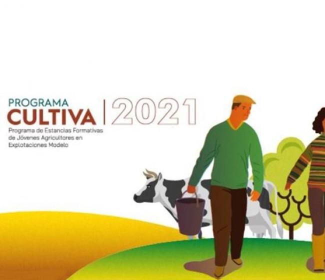 Hasta el 27-O para optar a 192 plazas de estancias formativas de jóvenes agricultores del Programa Cultiva 2021