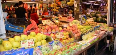 Los alimentos frescos actúan de freno en la fuerte subida de precios del IPC de septiembre