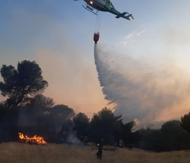 La campaña de incendios forestales se cierra con un 25% menos de siniestros