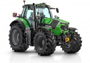 Deutz-Fahr lanza la nueva Serie 6 TTV