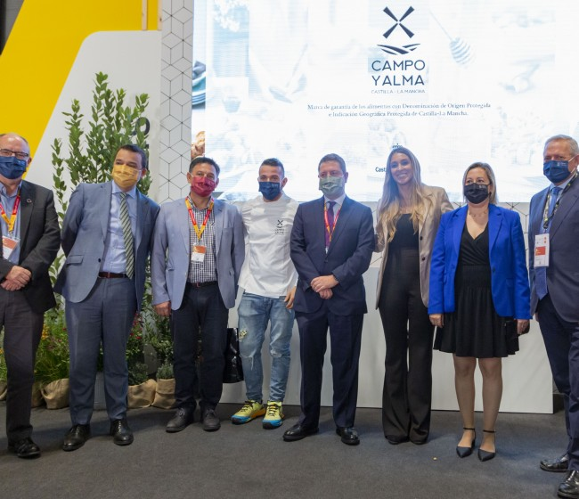 Castilla-La Mancha presenta su marca paraguas de calidad «Campo y Alma»