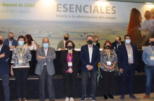 El agricultor murciano Miguel Padilla toma el relevo de Miguel Blanco al frente de COAG