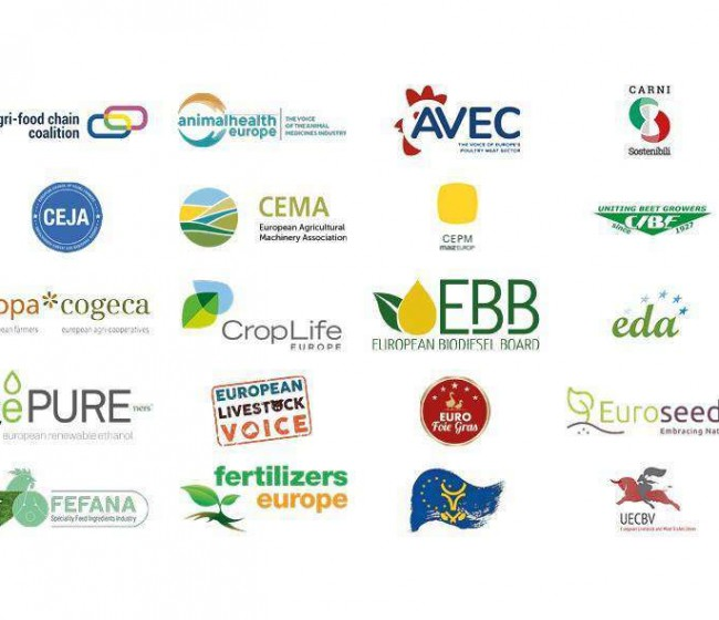 """La cadena agroalimentaria europea exige a la CE que aborde los """"puntos ciegos"""" de su Estrategia """"De la granja a la mesa"""""""