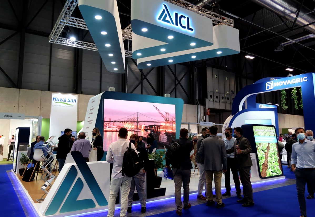 FOTO 1 STAND ICL