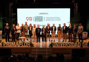 La UAL y Primaflor celebran la primera jornada de 'Agricultura Sostenible y Alimentación Saludable'