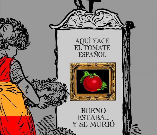 Réquiem por el tomate español. Manifiesto de 7 empresas hortofrutícolas