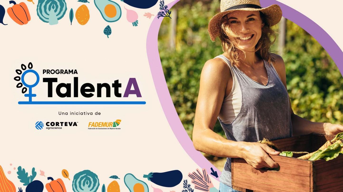 El Programa de empoderamiento de la mujer rural TalentA lanza su tercera edición en España