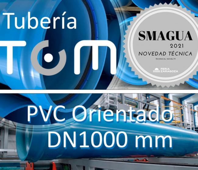 Molecor continúa creciendo y presenta en Smagua 2021 su reciente adquisición de Adequa