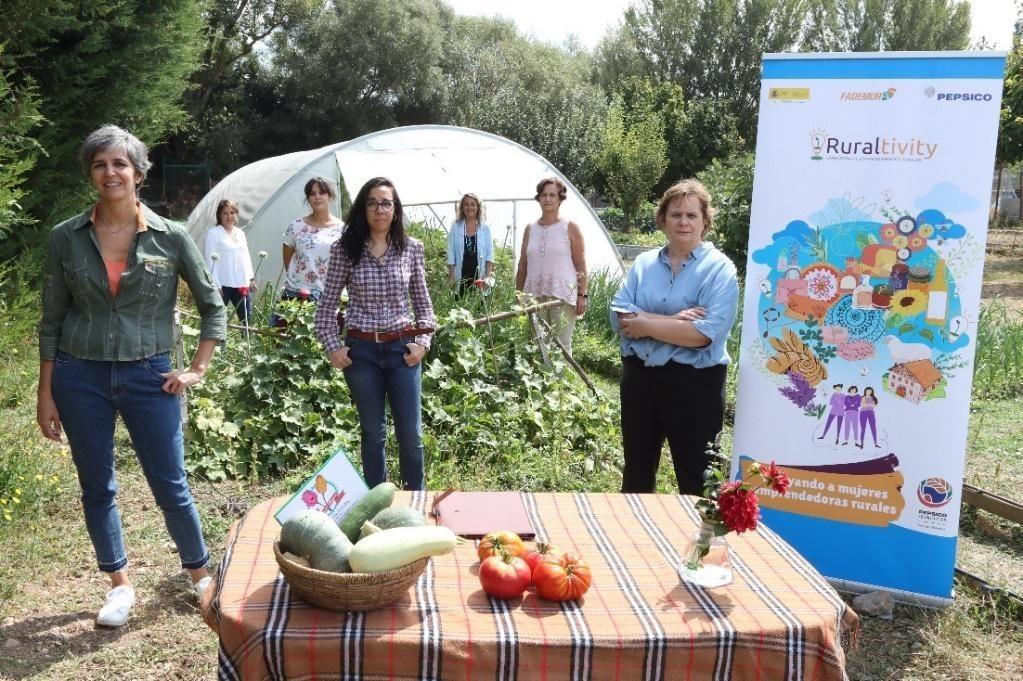 PepsiCo apoyará a miles de mujeres rurales a través de Ruraltivity de Fademur