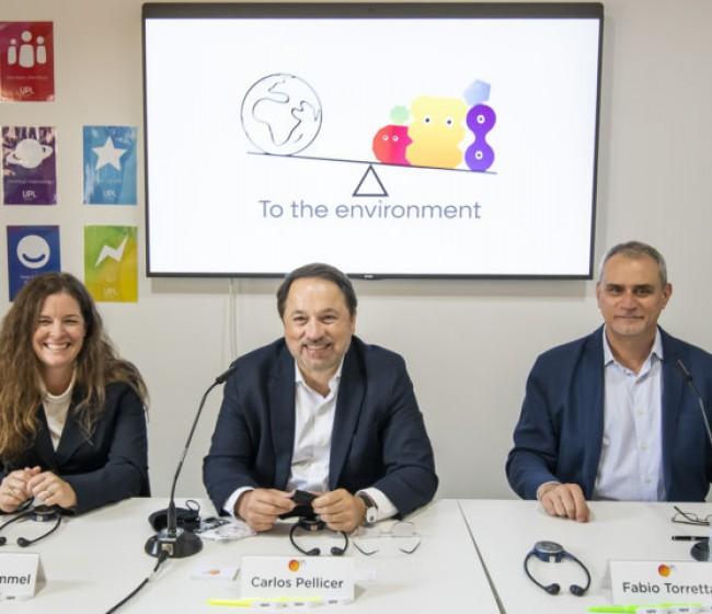 UPL presenta su nueva unidad de negocio para la Protección Natural de las Plantas