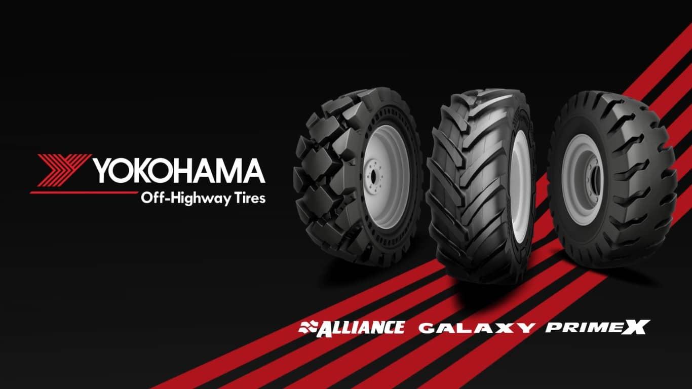 Yokohama Off-Highway Tires anuncia un nuevo aumento de precios