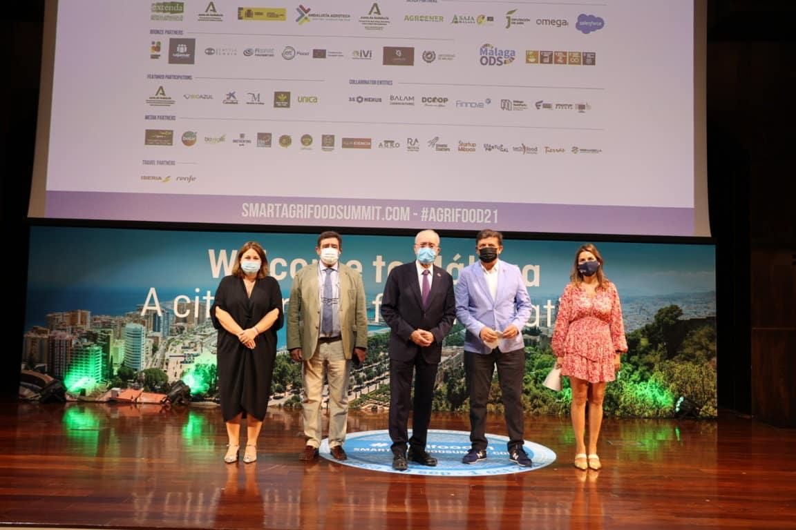 Smart Agrifood clausura su cuarta edición en Feria de Málaga