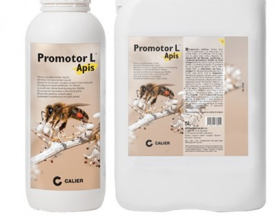 Calier lanza Promotor L APIS, complemento proteico específico para apicultura