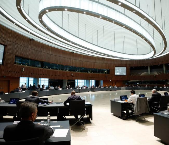 Miranda pide simplificación y transparencia a Bruselas en el proceso de aprobación de los PE-PAC