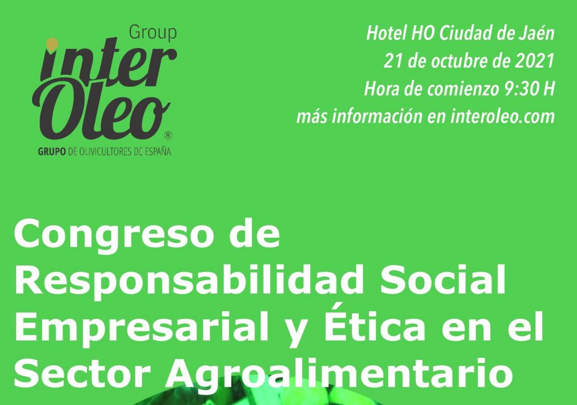 Grupo Interóleo organiza el I Congreso de Ética y RSE