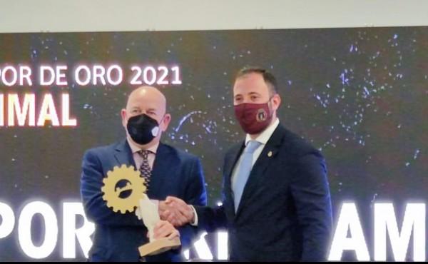 Interporc recibe el Sepor de Oro 2021 gracias a la creación de su sello IAWS