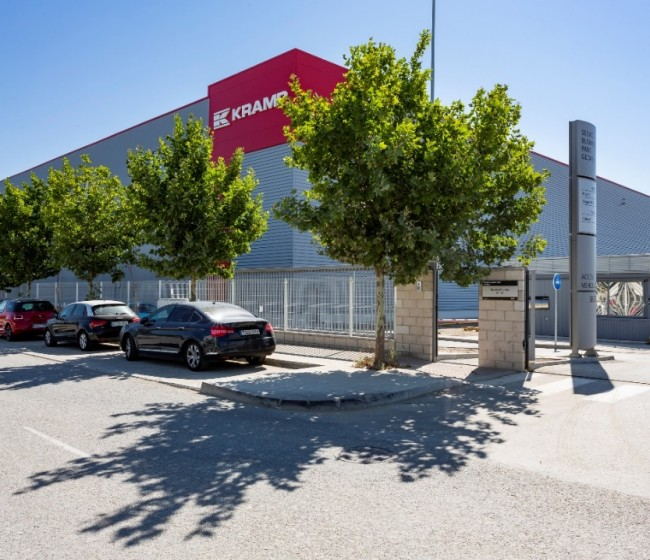Kramp inaugura su nueva sede en Getafe con un nuevo almacén de más de 10.000 metros cuadrados