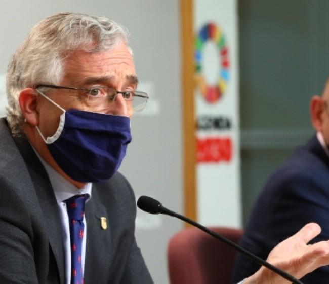Joaquín Olona: Aragón no saldrá perjudicado con la reforma de la PAC 2023-27