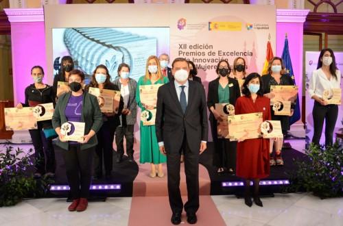Planas reivindica la igualdad de género en la entrega de los Premios a la Innovación de las Mujeres Rurales