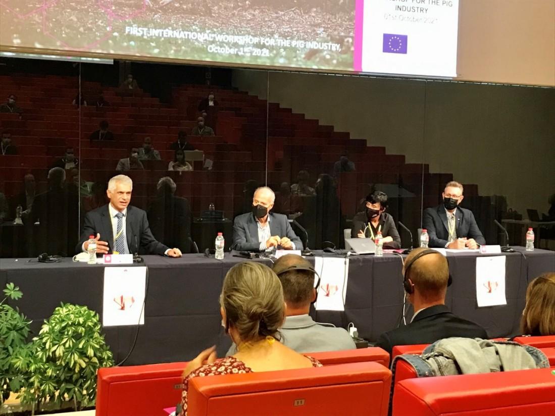 Los planes piloto de vacuna europea de PPA comenzarán en 2024