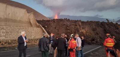 España solicita a la CE excepcionalidad en el cobro de las ayudas POSEI para La Palma