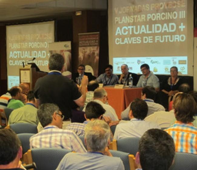Segovia acoge la edición más multitudinaria del Plan STAR Porcino
