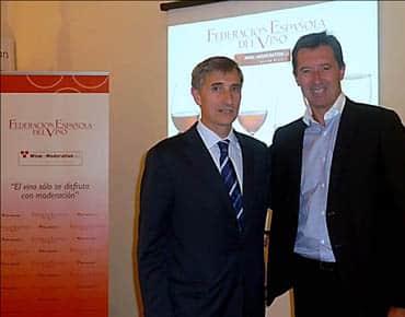 Christian Barré, nuevo presidente de la Federación Española del Vino