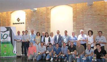 Fefric entrega los premios 'Vaca d'Or' con la colaboración de Zoetis y su distribuidor Gepork